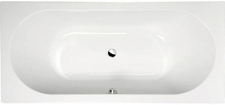 Viva B 175x80 БелаяВанны<br>Ванна акриловая Alpen Viva B 175x80 асимметричной формы.<br>