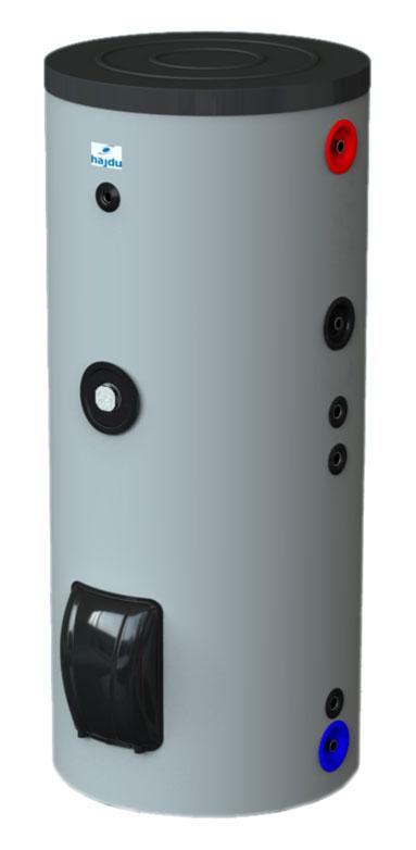 Водонагреватель HAJDU STA 800 C (без кожуха и изоляции) Белый