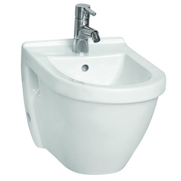 S 50 5420B003-0288 подвесное БелоеБиде<br>Биде Vitra S50 5420B003-0288 подвесное.<br>Современный дизайн изделия прекрасно впишется в интерьер любой ванной комнаты.<br>Материал: санфарфор толщиной 18 мм, не впитывающий грязь.<br>Одно отверстие под смеситель.<br>Слив-перелив.<br>