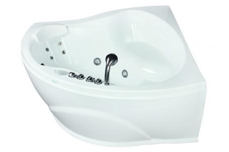 Gioia 2 150x150 без гидромассажа (хром)Ванны<br>Полиакриловая ванна Doctor Jet Gioia 2. Стоимость указана за ванну на раме со сливом переливом, без гидромассажа и фронтальной панели. Фурнитура хром.<br>