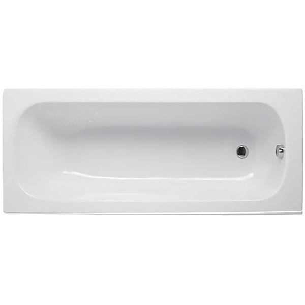 Optima 170x70 без гидромассажаВанны<br>Акриловая ванна Vitra Optima Rectangular 170x70 50820001000 прямоугольная, с удобным наклоном для спины.<br>Материал: полнолитьевой акриловый лист Lucite.<br>Армирующий слой для усиления.<br>Дно и края усилены панелями из МДФ.<br>Акрил быстро нагревается и долго сохраняет тепло. <br>Гладкая и теплая на ощупь поверхность.<br>Обработка поверхности VitrAhygiene: высокий уровень гигиены.<br>Антискользящее покрытие VitrAantislip: обеспечение безопасности.<br>Шесть точек опоры: тестировочная нагрузка 150 кг.<br>Износостойкость и прочность в сочетании с малым весом.<br>Эффективное звукопоглощение. <br>Простота в уходе. <br>Расположение слива: в ногах. <br>Диаметр сливного отверстия: 5,2 см. <br><br>В комплекте поставки:<br>чаша ванны.<br><br>