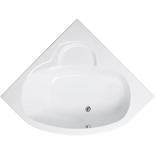 Optima 140x140 без гидромассажаВанны<br>Угловая акриловая ванна Vitra Optima Corner 140x140 52570001000 в форме четверти круга, с удобным наклоном для спины, с отлитым сиденьем, с широкими бортиками.<br>Материал: полнолитьевой акриловый лист Lucite.<br>Армирующий слой для усиления.<br>Дно и края усилены панелями из МДФ.<br>Акрил быстро нагревается и долго сохраняет тепло. <br>Гладкая и теплая на ощупь поверхность.<br>Обработка поверхности VitrAhygiene: высокий уровень гигиены.<br>Антискользящее покрытие VitrAantislip: обеспечение безопасности.<br>Шесть точек опоры: тестировочная нагрузка 150 кг.<br>Износостойкость и прочность в сочетании с малым весом.<br>Эффективное звукопоглощение. <br>Простота в уходе. <br>Расположение слива: в центре. <br>Диаметр сливного отверстия: 5,2 см. <br><br>В комплекте поставки:<br>чаша ванны.<br><br>