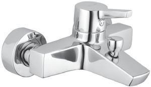 Slope A40464EXP ХромСмесители<br>Смеситель для ванной / душа Slope<br>