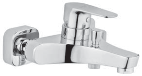 D-Line A40753EXP ХромСмесители<br>Смеситель для ванной / душа D-Line<br>