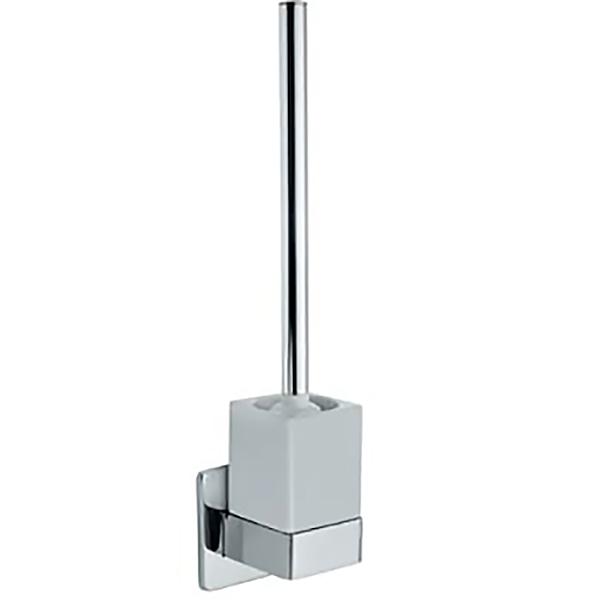 Somnia A44494EXP ХромАксессуары для ванной<br>Ершик для унитаза Vitra Somnia A44494EXP.<br>Строгий и лаконичный дизайн изделия дополнит интерьер любой ванной комнаты.<br>Размер: 10.1x7.4x40.7 см.<br>Материал: латунь, стекло.<br>