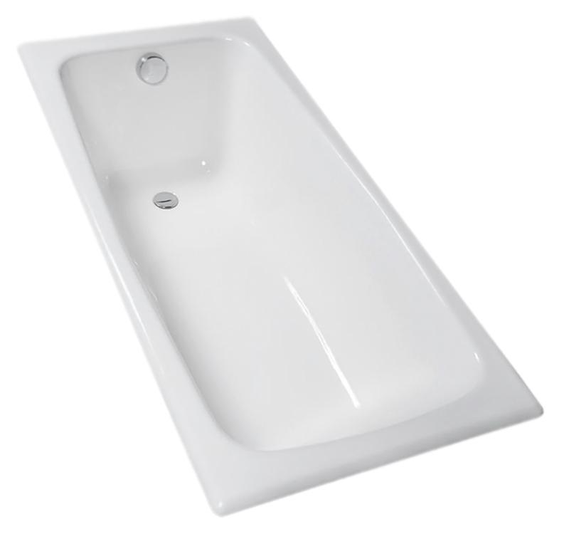 Ultima E6D109 белаяВанны<br>Ванна чугунная Jacob Delafon Ultima E6D109. Чугун - экологически чистый материал. Гладкая, не пористая поверхность. Качественная эмаль.<br>