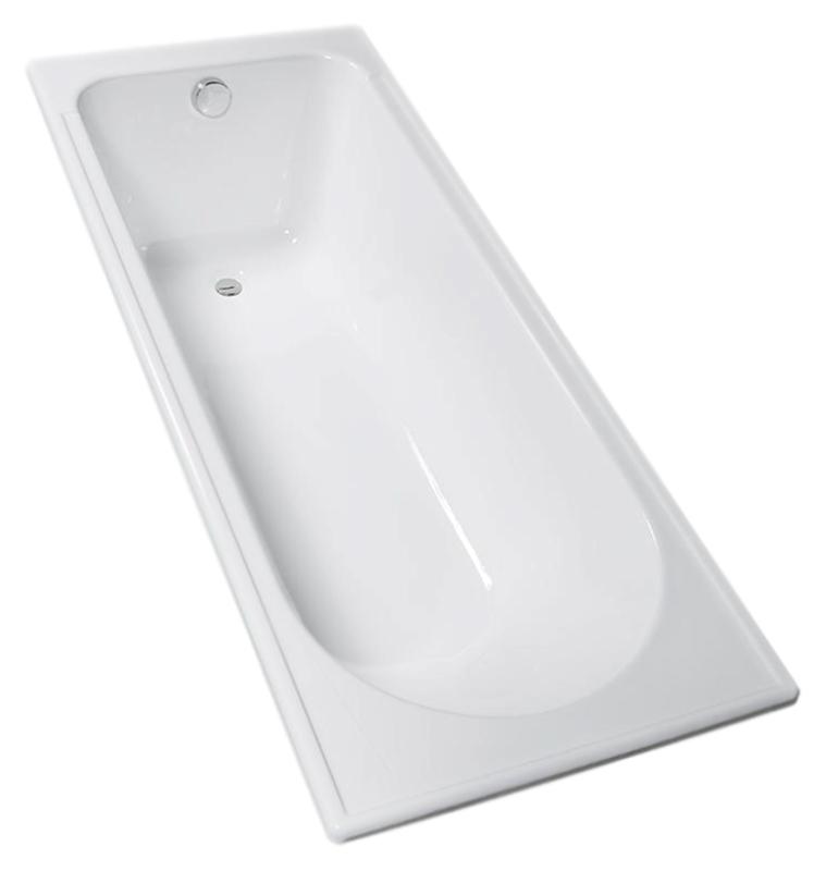 Antilia E6D110 белаяВанны<br>Ванна чугунная Jacob Delafon Antilia E6D110. Чугун - экологически чистый материал.  Гладкая, не пористая поверхность. Качественная эмаль.<br>