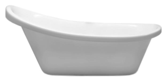 Рио 168х80 покрытие внутренней стороны ванны Ral (80 цветов)Ванны<br>Ванна Фэма Cтиль Рио из литого мрамора. Данный материал представляет собой смесь из полиэфирных смол, кварцевого песка и мраморной крошки, изготавливающуюся путем литья. Ванна из литого мрамора обладает высокой теплопроводностью и выдерживает диапазон температур от -80 до 90 °С. Вода в ней остается теплой в течение 3 - 4 часов. Искусственный композит прост в уходе, стоек к образованию пятен и устойчив к воздействию агрессивных сред. Данная мраморная смесь не впитывает масел и не задерживает запахов. Цвет белый с покрытием внутренней стороны ванны цветом из палитры Ral, доступно 80 цветов. Цена указана за ванну. Все остальное приобретается отдельно.<br>