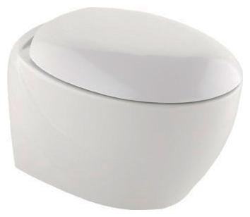 Zen CZR-180 БелыйУнитазы<br>Унитаз Cezares Zen CZR-180 подвесной, белый. Межосевое расстояние под крепежные шпильки: 18 см. Слив по всему периметру чаши унитаза. Сидение дюропласт Soft close Zen CZR-180-SC приобретается отдельно.<br>