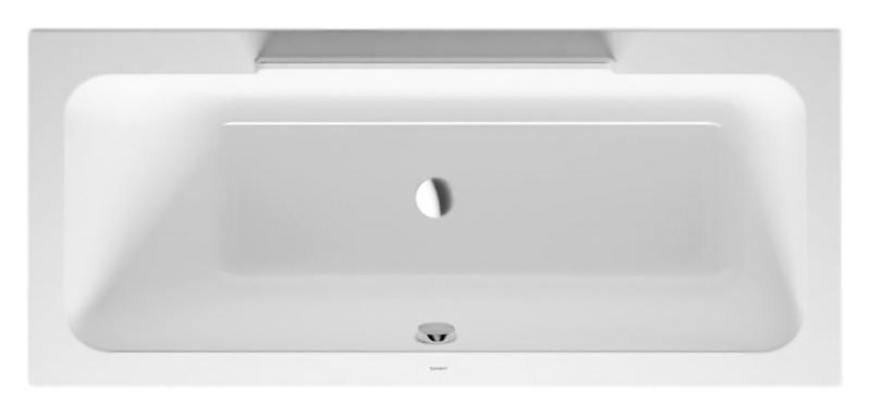 Durastyle 700295000000000 белая, c наклоном для спины справаВанны<br>Ванна акриловая Duravit Durastyle 700295 встраиваемая или с панелями, c наклоном для спины справа. Материал санитарный акрил 5 мм. Акрил приятен в ощущениях при соприкосновении с поверхностью кожи, создавая ощущение, которое моментально придает пользователю расслабляющее состояние. Гладкая бесшовная акриловая поверхность удобна в уборке и устойчива к воздействиям внешней среды. Цена указана за ванну. Все остальное приобретается отдельно.<br>