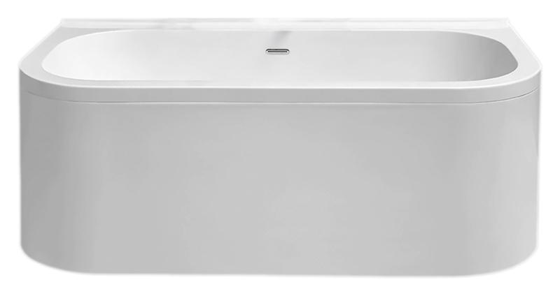 Акриловая ванна BelBagno BB31-1600 Гидро-аэромассаж + гидромассаж ног и спины 22 форсунки золото BB31.4G.10A.6S.2N.G