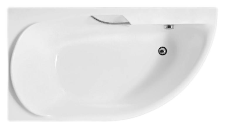 BB44 150x80 bianco, леваяВанны<br>Ванна BelBagno BB44-1500 с площадкой под смеситель или для ванных принадлежностей, белая. Установка в угол слева. Ванна изготовлена из листового высококачественного акрила. Акрил за счет своей низкой теплопроводности значительно повышает комфорт принятия ванны и предоставляет массу удовольствия своим владельцам. Необычная форма ванны подчеркивает элегантность и создает атмосферу красоты.<br>