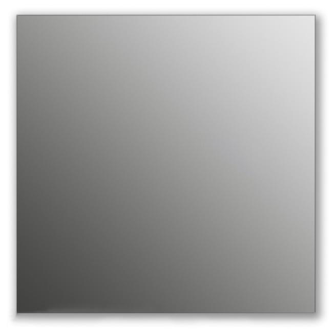 Design Q-silver H750 75x80 смМебель для ванной<br>Зеркало прямоугольной формы из модельного ряда Design без подсветки. Высота зеркала - 75 см, глубина (с учетом монтажного крепления и корпуса) - 4 см, ширина - 80 см.<br>