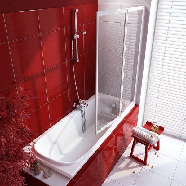 Акриловая ванна Ravak Vanda II 170 белая 170