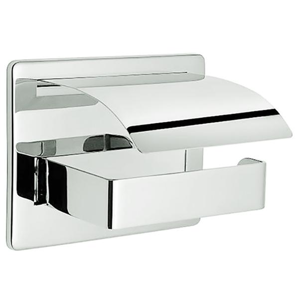 Somnia A44496EXP ХромАксессуары для ванной<br>Держатель туалетной бумаги Vitra Somnia A44496EXP.<br>Универсальный и лаконичный дизайн изделия дополнит интерьер любой ванной комнаты.<br>