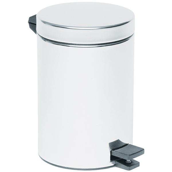 Arkitekt A44054EXP ХромАксессуары для ванной<br>Контейнер для мусора Vitra Arkitekt A44054EXP.<br>Универсальный и лаконичный дизайн изделия дополнит интерьер любой ванной комнаты.<br>