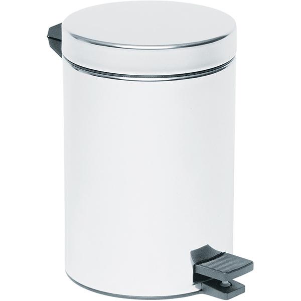 Arkitekt A44055EXP ХромАксессуары для ванной<br>Контейнер для мусора Vitra Arkitekt A44055EXP.<br>Универсальный и лаконичный дизайн изделия дополнит интерьер любой ванной комнаты.<br>