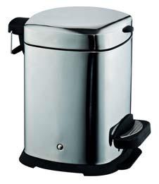 Arkitekt A44124EXP ХромАксессуары для ванной<br>Контейнер для мусора Vitra Arkitekt A44124EXP.<br>