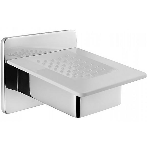 Somnia A44498EXP ХромАксессуары для ванной<br>Мыльница Vitra Somnia A44498EXP.<br>Универсальный и лаконичный дизайн изделия дополнит интерьер любой ванной комнаты.<br>
