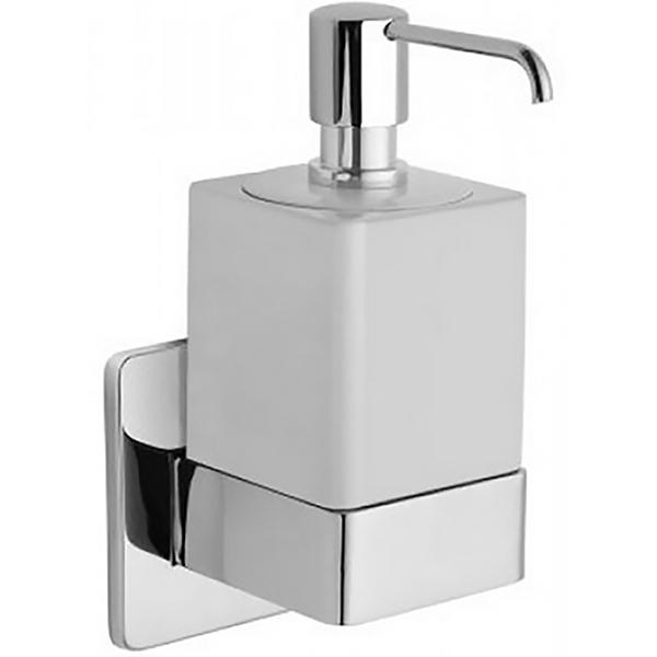 Somnia A44499EXP ХромАксессуары для ванной<br>Дозатор для жидкого мыла Vitra Somnia A44499EXP.<br>Универсальный и лаконичный дизайн изделия дополнит интерьер любой ванной комнаты.<br>