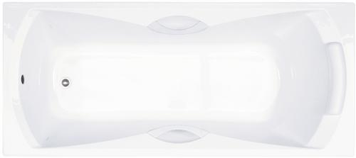 Sonata 170 белая PU Plus 170Ванны<br>Акриловая прямоугольная ванна Sonata PU Plus 170. Принцип технологии PU-PLUS состоит в замене жесткой полиуретановой пеной слоя стекловолокна, который укрепляет ванну, что увеличивает ее тепло- и звукоизоляционные свойства.<br>