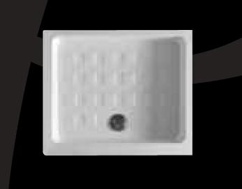 Retro 1337 960 ммДушевые ограждения<br>Душевой поддон Kerasan Retro 1337. Левый. Слив, сифон приобретается отдельно.<br>