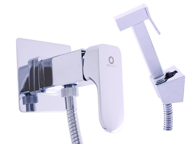 Yukon YU147/1 ХромГигиенические души<br>Гигиенический душ со смесителем Rav Slezak Yukon YU147/1.<br>
