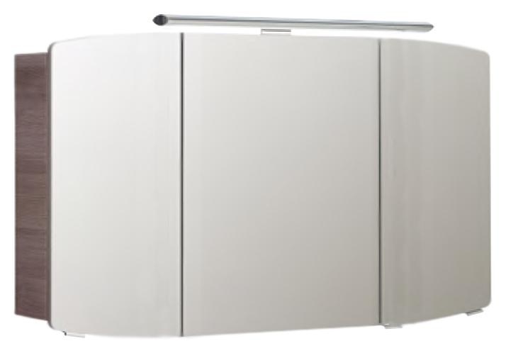 Cassca 140 шоколадМебель для ванной<br>Зеркальный шкаф немецкого качества Pelipal Cassca 140, светодиодная подсветка, 3 зеркальные дверцы, 6 стеклянных полок, розетка и выключатель. Цена указана за зеркальный шкаф. Все остальное приобретается дополнительно.<br>