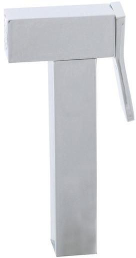 KS0007 ХромДушевые гарнитуры<br>Гигиенический душ Rav Slezak KS0007 для биде. Гигиеническая лейка со стоп-вентилем, цвет хром.<br>
