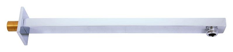 MD0450 ХромДушевые гарнитуры<br>Настенный кронштейн Rav Slezak MD0450 380 мм для верхнего душа. Стилистика дизайна хай-тек.<br>
