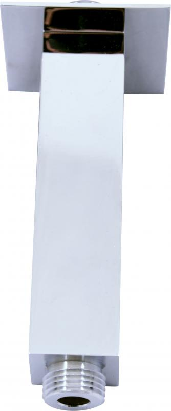 MD0372 ХромДушевые гарнитуры<br>Потолочный кронштейн Rav Slezak MD0372 120 мм для верхнего душа. Стилистика дизайна хай-тек.<br>