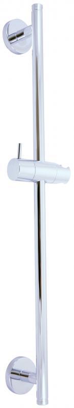 Seina PD0061 ХромДушевые гарнитуры<br>Душевая штанга Rav Slezak Seina PD0061. В набор входят: металлическая штанга 600 мм, регулируемый по высоте держатель для душа.<br>