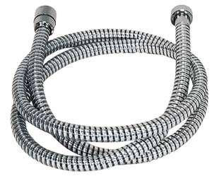 PH1500 ХромДушевые гарнитуры<br>Rav Slezak PH1500. Душевой шланг из прочного пластика, длина 150 см, защита от царапин, латунные штуцеры и гайки, силиконовые прокладки, внутренний шланг не токсичный.<br>