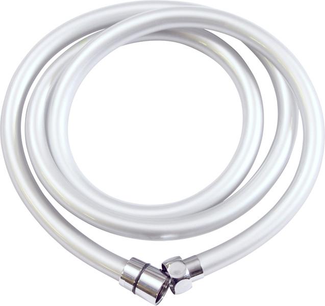 PH1505 Хром матовыйДушевые гарнитуры<br>Rav Slezak PH1505. Душевой шланг из прочного пластика SATIN, длина 150 см, защита от царапин.<br>