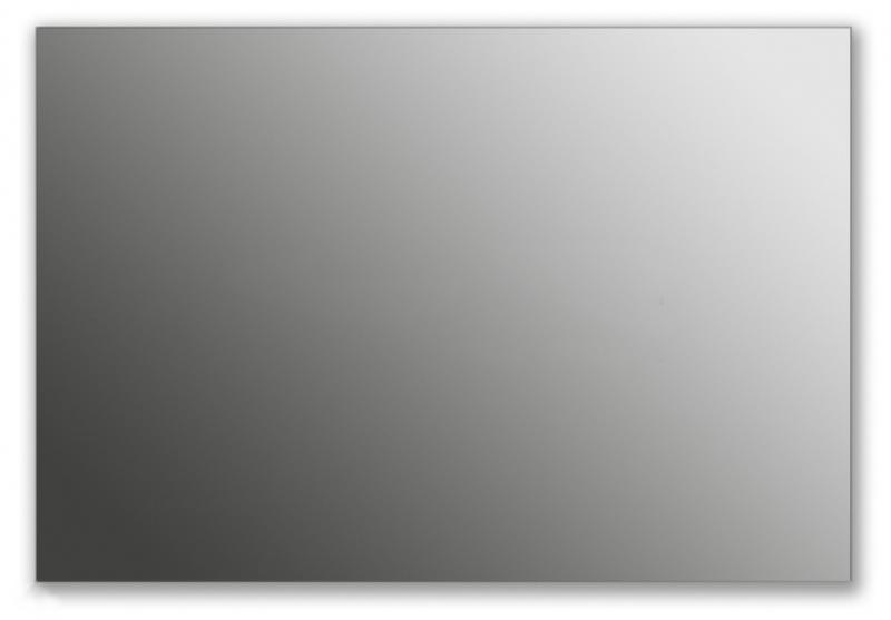 Design Q-silver H800 80x130 смМебель для ванной<br>Зеркало прямоугольной формы из модельного ряда Design без подсветки. Высота зеркала - 80 см, глубина (с учетом монтажного крепления и корпуса) - 4 см, ширина - 130 см.<br>