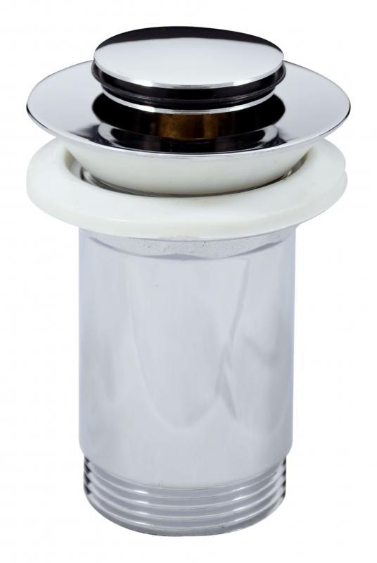 Донный клапан Rav Slezak MD0483 Хром цена