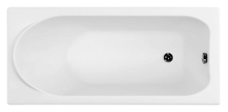 Nord Eco 140 белая глянцеваяВанны<br>Ванна акриловая Aquanet Nord Eco 140 на ножках эргономичного строения с рассчитанным углом наклона задней стенки, что позволит удобно расположиться даже человеку высокого роста, специальный выступ для подголовника обеспечит удержание головы сидящего над поверхностью воды, а компактные площадки по углам ванны предназначены для размещения банных принадлежностей. Особые свойства акрила делают ванну простой в уходе, непроницаемой для бактерий, легко ремонтируемой и вода в ней намного дольше остается горячей.<br>