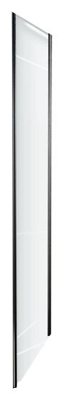 Боковая стенка Jacob Delafon Contra E22FT80-GA профиль хром, стекло прозрачное