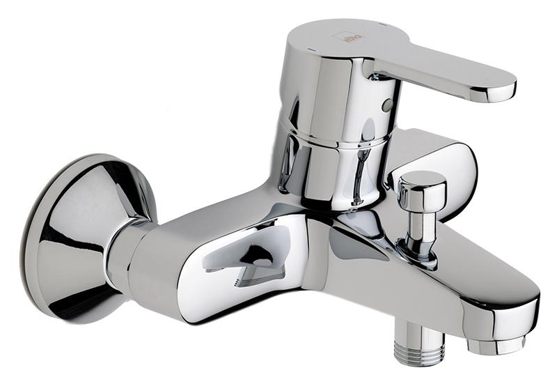 Смеситель для ванны Oras Aquita 2940U хром смеситель oras aquita 2933f