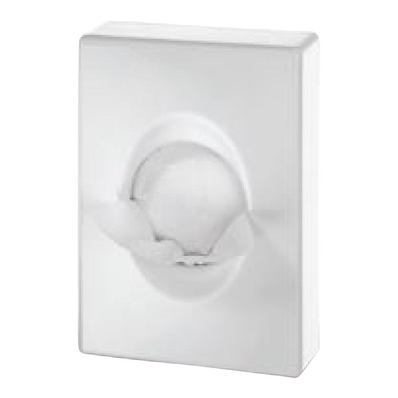 Alberghiero AA039bi     БелыйАксессуары для ванной<br>Подвесной диспенсер для санитарных пакетов All.pe серия Alberghiero. Цвет белый.<br>