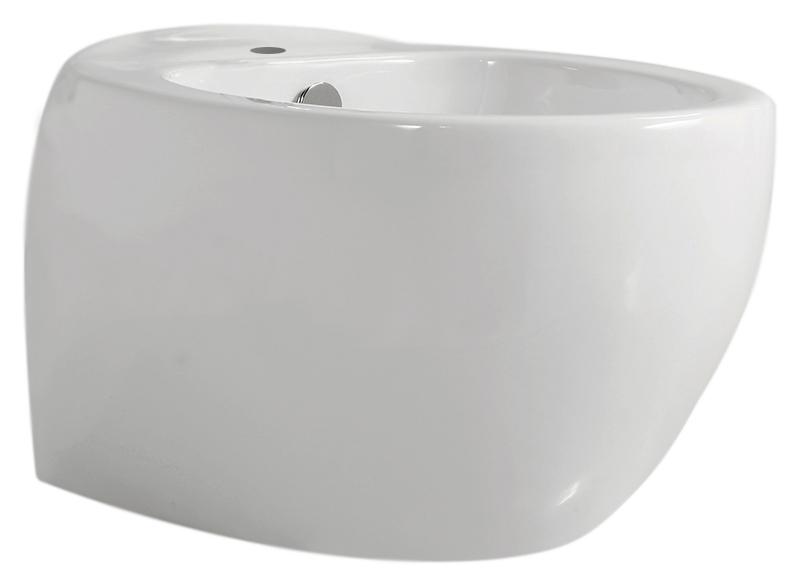 Clas+ CLP 500/Sosk bianco lucidoБиде<br>Биде подвесное Azzurra Clas+ CLP 500/Sosk с мягкими линиями. Создает иллюзию уменьшенного объема и напоминает невесомое облачко. Одно отверстие для смесителя выбито. В комплекте: биде и набор креплений.<br>