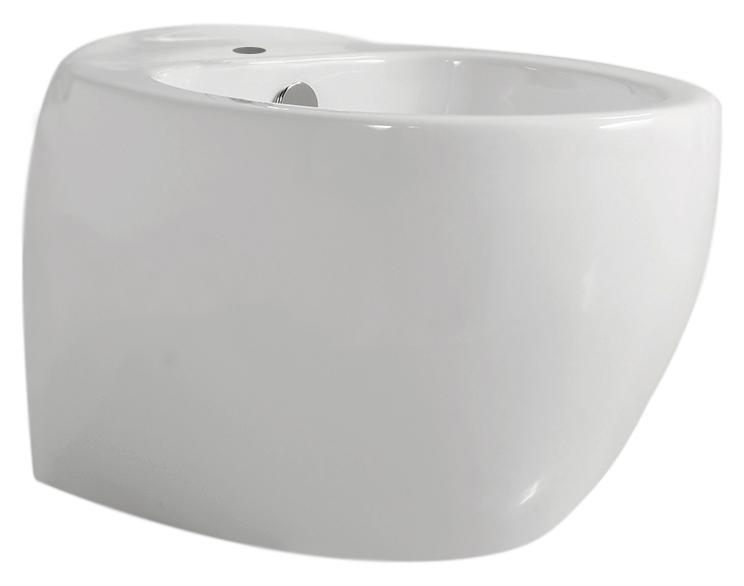 Clas+ Mini CLP 550/Sosk bianco lucidoБиде<br>Биде подвесное Azzurra Clas+ Mini CLP 550/Sosk с мягкими линиями. Создает иллюзию уменьшенного объема и напоминает невесомое облачко. Одно отверстие для смесителя выбито. В комплекте: биде и набор креплений.<br>