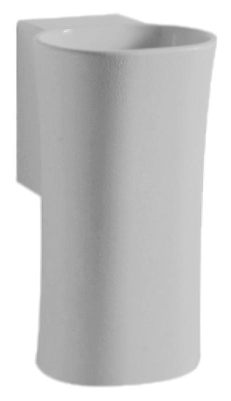 Nativo NAT200 bianco lucidoРаковины<br>Раковина Azzurra Nativo NAT200 подвесная с белоснежной глянцевой керамикой, необычной изящной формы. Интегрированный полупьедестал. Одно отверстие для смесителя выбито. Цена указана за чашу раковины и крепление. Все остальное приобретается дополнительно.<br>