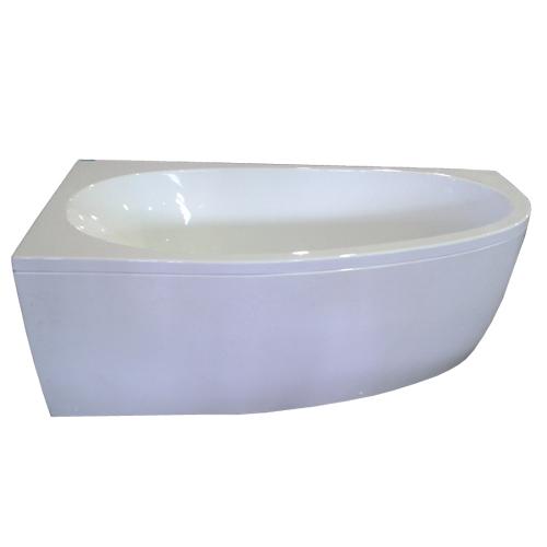 Акриловая ванна Акватек Eco Friendly Дива 170x90 L Белая