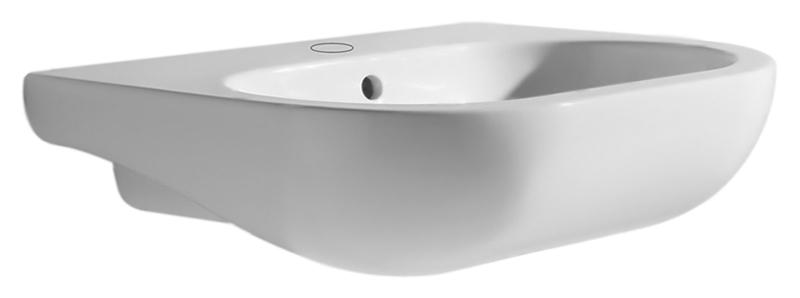 Раковина Azzurra Nuvola NUV200/75 bianco lucido стоимость