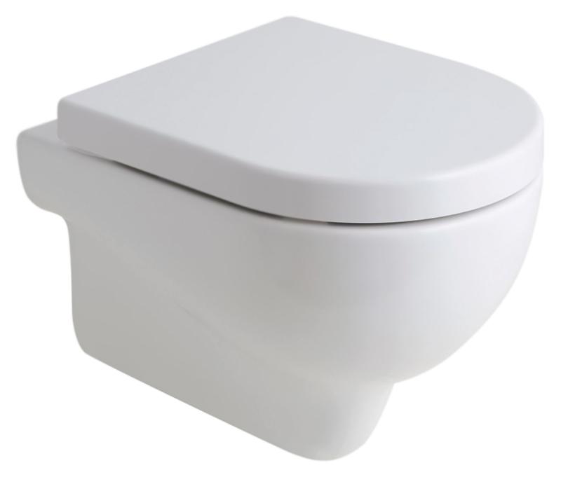 Nuvola Mini NUV146/Sosk bianco lucidoУнитазы<br>Унитаз подвесной Azzurra Nuvola Mini NUV146/Sosk с белоснежной глянцевой керамикой кажется простым на вид, но скрывает оригинальный и продуманный дизайн. Какой бы ни была по площади ванная комната - унитаз, а может и в сочетании с моделями своей коллекции, создаст функциональный и уютный современный интерьер. Цена указана за чашу унитаза и комплект крепления KIT2000TU. Все остальное приобретается дополнительно.<br>
