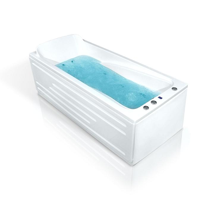 Марианна 170x77 система 5Ванны<br>В комплектацию ванны Bach Марианна входит слив-перелив, 10 аэромассажных джетов, компресор 700Вт.<br>