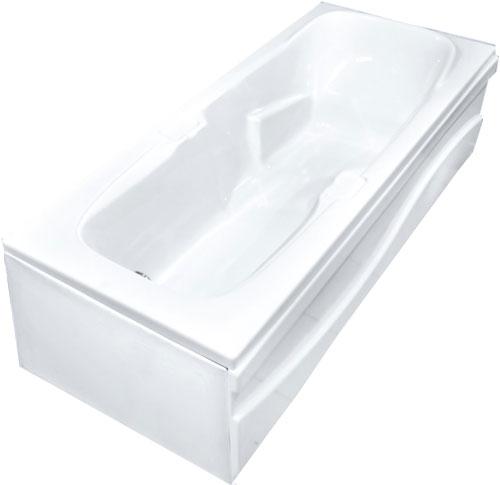 Элина 170x73 система 0Ванны<br>Акриловая ванна Bach Элина со сливом-переливом в комплекте.<br>