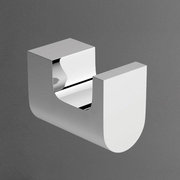Platino AM-3986AL ХромАксессуары для ванной<br>Одинарный крючок Art&amp;Max коллекция Platino для полотенцев и халатов. Покрытие хром.<br>