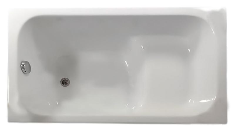 Акриловая ванна Triton Арго 120x70 белая Щ0000003037